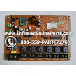 POWER BOARD BY ACETECH 110v / 120v - JSNSNR00120MB01 / JDS07060815619 / JDNSNR02D