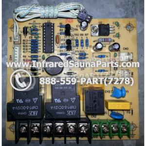 POWER BOARD NYSN-POWER V2.3