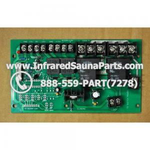 POWER BOARD 11J0046 - 10 PIN