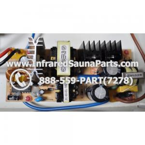 POWER BOARD JBC-983-EEL-19 / UM-006 / UF16-31 / HEC0520IA EER-28 BY JOSEN