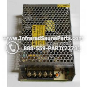 POWER SUPPLY BS-60-12