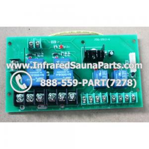 POWER BOARD JDQ2012 6 - 8 PIN
