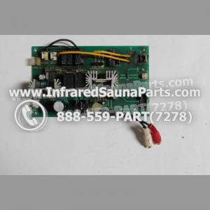POWER BOARD E235380 AMP 060211
