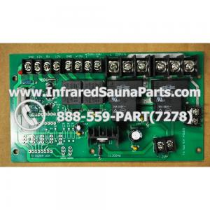POWER BOARD 11J0046 - 8 PIN